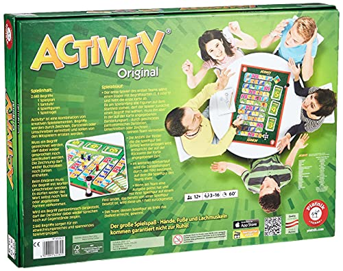 Piatnik 6028 – Activity Original, Brettspiel - 2