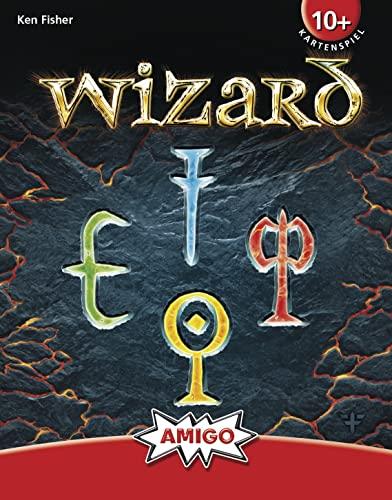Amigo 6900 – Wizard, Kartenspiel - 6
