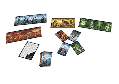 Amigo 6900 – Wizard, Kartenspiel - 3