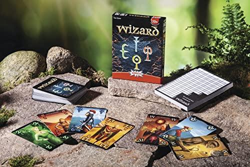 Amigo 6900 – Wizard, Kartenspiel - 4