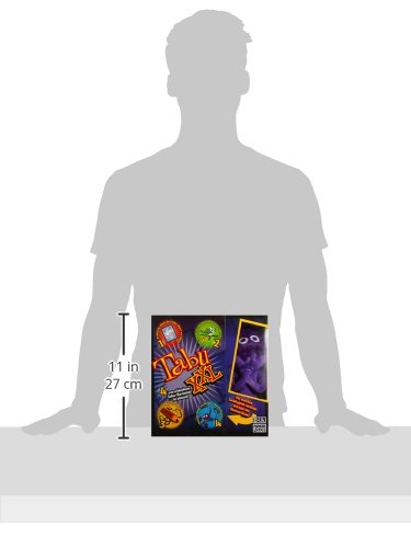 Hasbro Spiele 04199100 – Tabu XXL, Partyspiel - 11