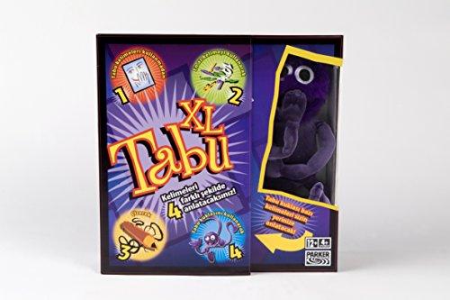 Hasbro Spiele 04199100 – Tabu XXL, Partyspiel - 5