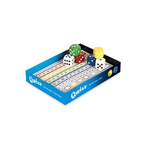 Nürnberger-Spielkarten 4015 – Qwixx – Nominiert zum Spiel des Jahres 2013 - 6